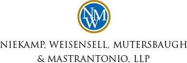 Niekamp, Weisensell, Mutersbaugh & Mastrantonio