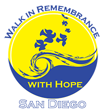 walk in remembrance logo