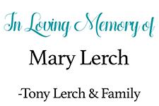 Mary Lerch