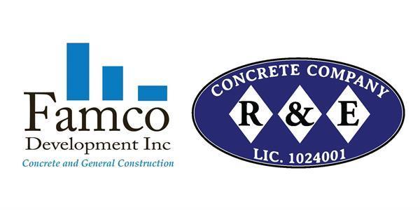 Famco & R&E Logos