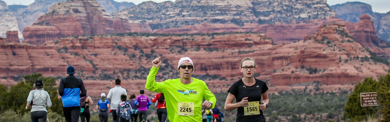Sedona Half Marathon