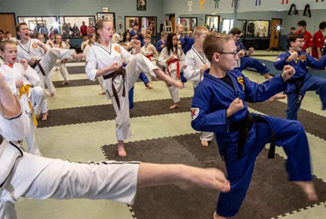 National Karate Kick-a-Thon
