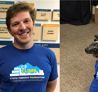 Denver CF Climb 10th Anniversary Shirts