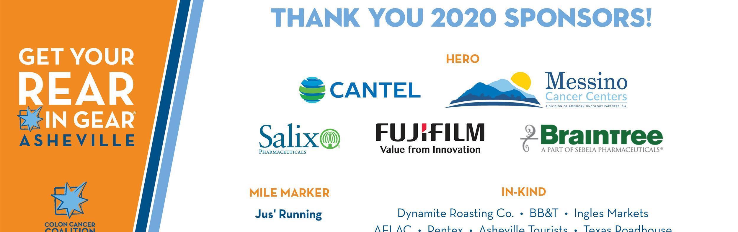 Virtual 2020 Get Your Rear In Gear Asheville