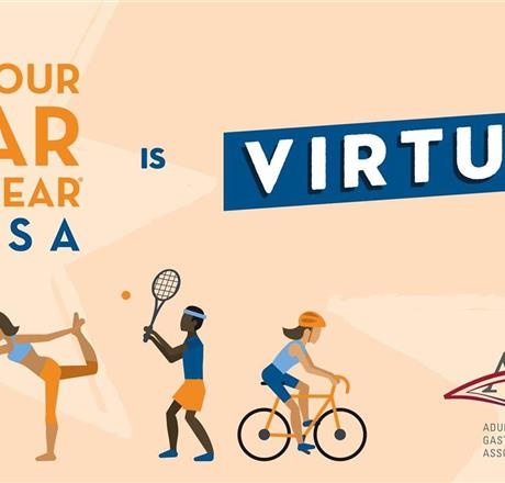Virtual 2020 Get Your Rear in Gear - Tulsa