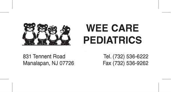 Wee Care Pediatrics