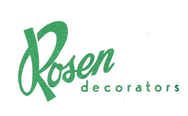 Rosen Decorators