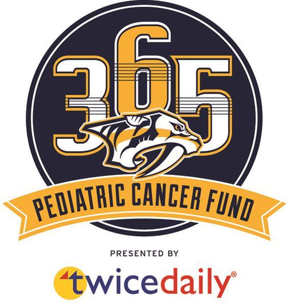 365 Pediatric Cancer Fund presented by Twice Daily