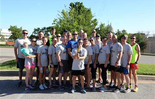 Law Enforcement Torch Run Virtual Run