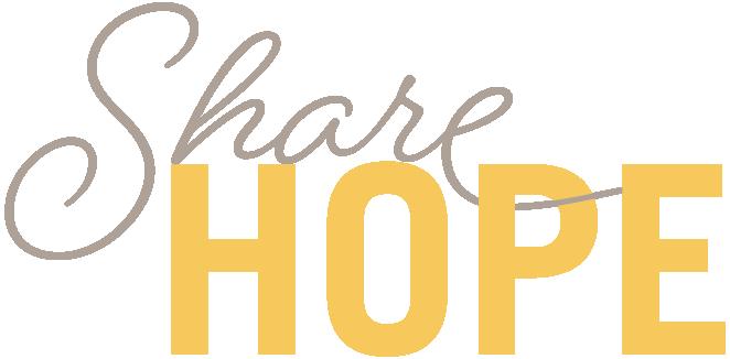 Share Hope Logo