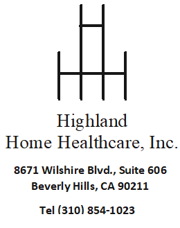 Highland Home Healthcare Inc.