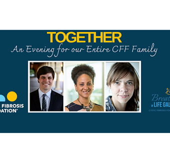 TOGETHER: An Evening with our Entire CFF Family