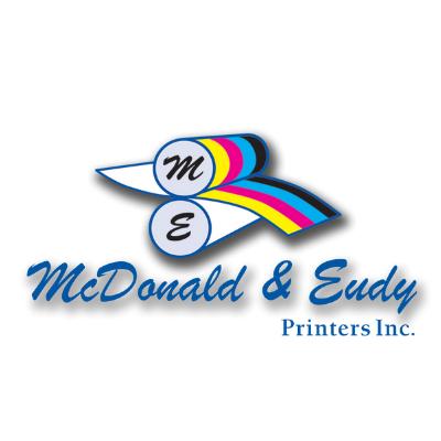 McDonald & Eudy Printers, Inc