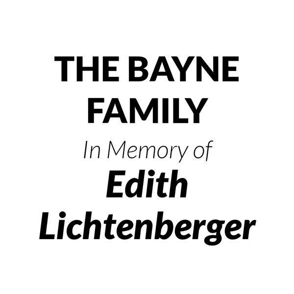 Bayne-Lichtenberger