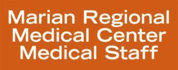 Marian Regional Medical Center Medical Staff