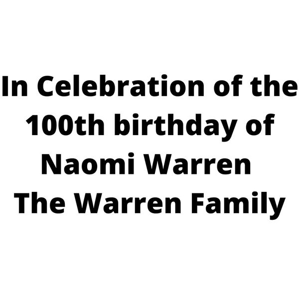 The Warren Family