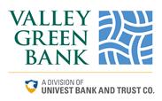Valley Green Bank