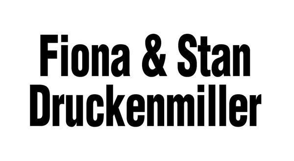 Fiona and Stanley Druckenmiller