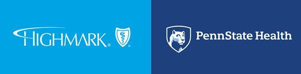 Penn State Hershey/Highmark Logo