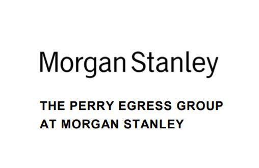 The Perry Egress Group at Morgan Stanley