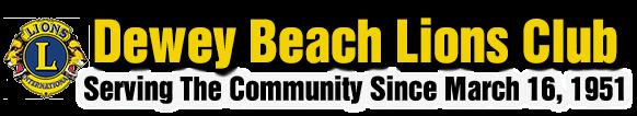 Dewey Beach Lions Club