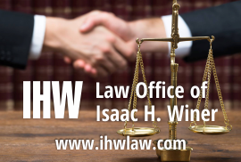 The Law office of Issac H Wiener