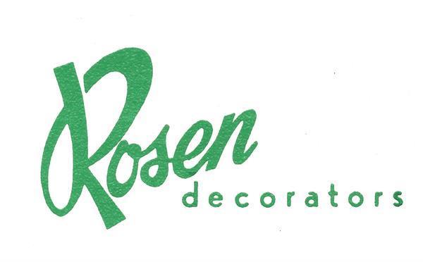 Rosen Decorators