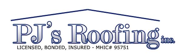 PJ's Roofing Inc.