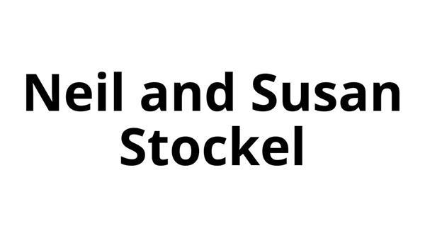 Neil and Susan Stockel