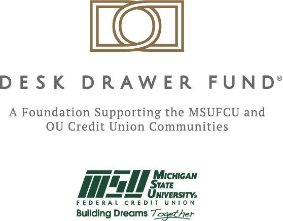 MSUFCU Desk Drawer Fund
