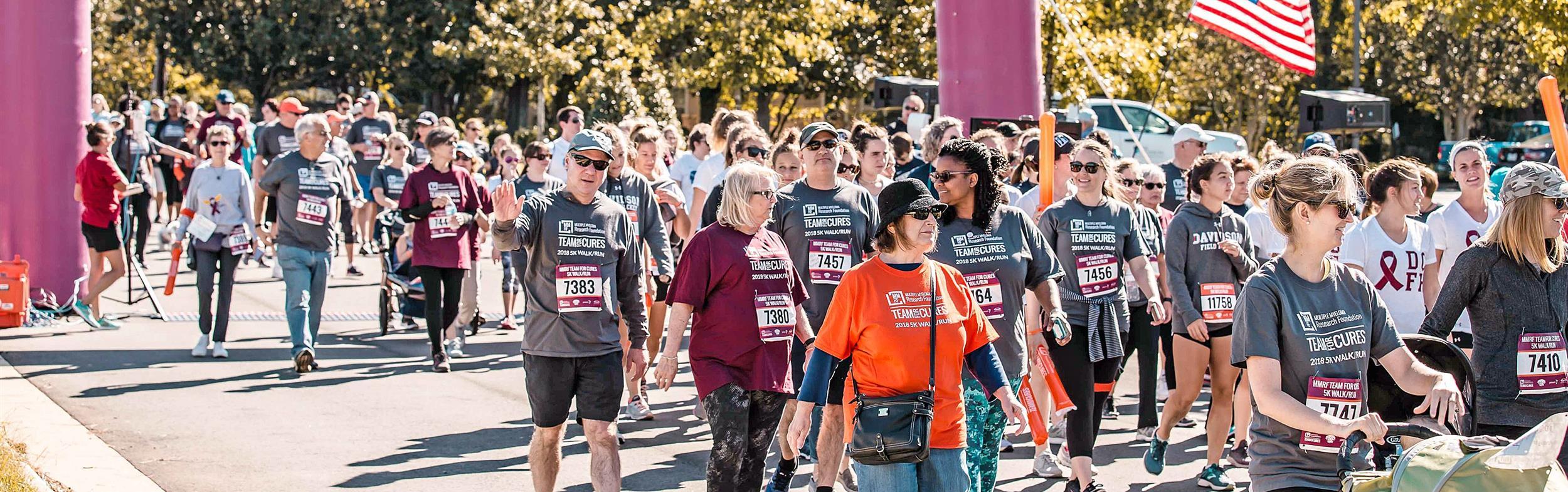 MMRF Team for Cures 5K Walk/Run @ Ronald Kirk Bridge