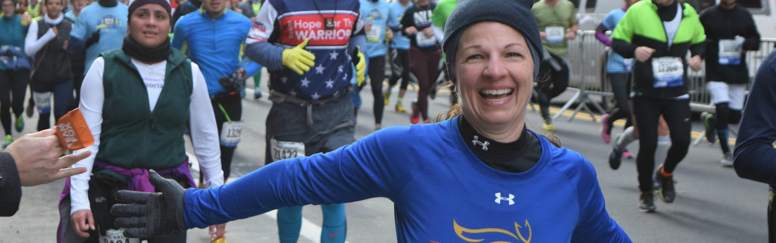 NYC Half Marathon 2018