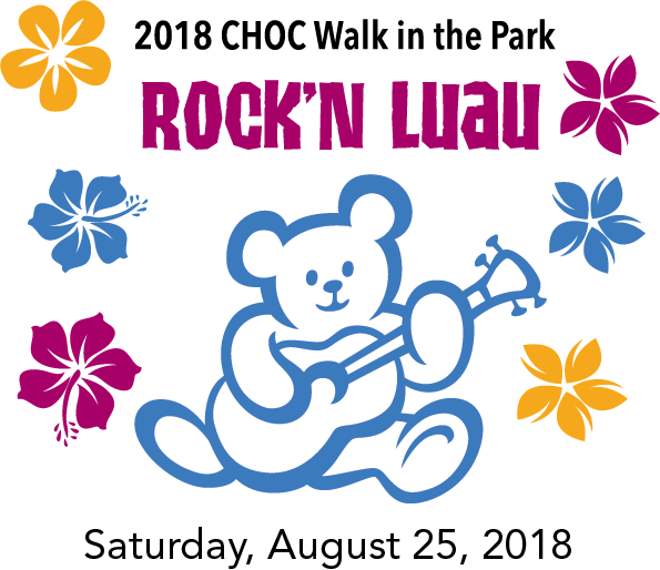 CHOC Rock'N Luau