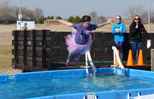 Weatherford Polar Plunge
