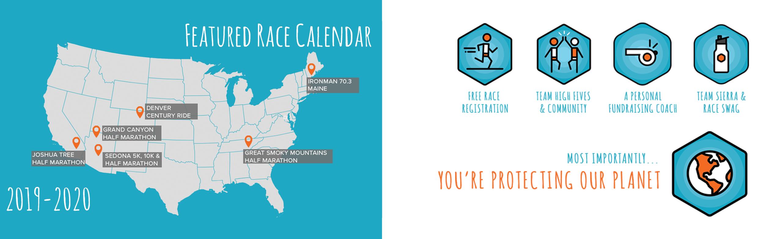 Race Calendar.Team Sierra Race Calendar My Finish Line