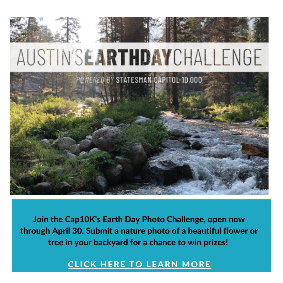 Austin's Earth Day Challenge