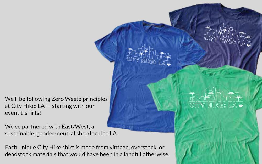 Zero-Waste Event Shirts