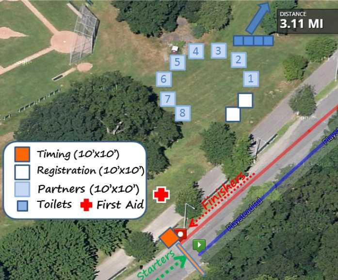 Event Information Bomf 2018 Franklin Park 5k